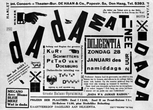 Theo van Doesburg Dadamatinée